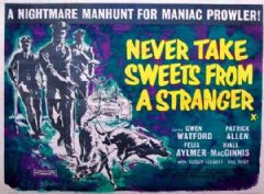 Never Take Sweets from a Stranger 1960 DVD - Gwen Watford / Patrick Allen